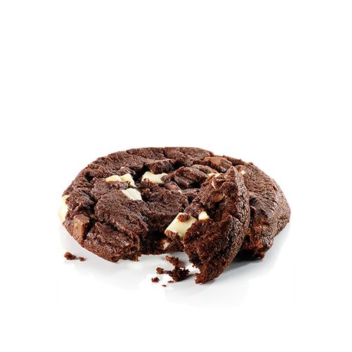 ორმაგი შოკოლადის ორცხობილა